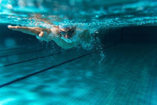 Coaching swim pour les Triathletes Proeliterunner